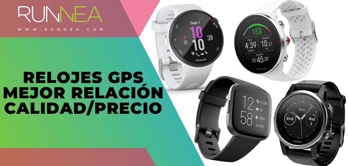 Mejores pulsómetros y relojes GPS que destacan por su