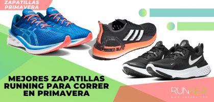 Las 12 mejores zapatillas de running que puedes comprar en la Primavera 2020