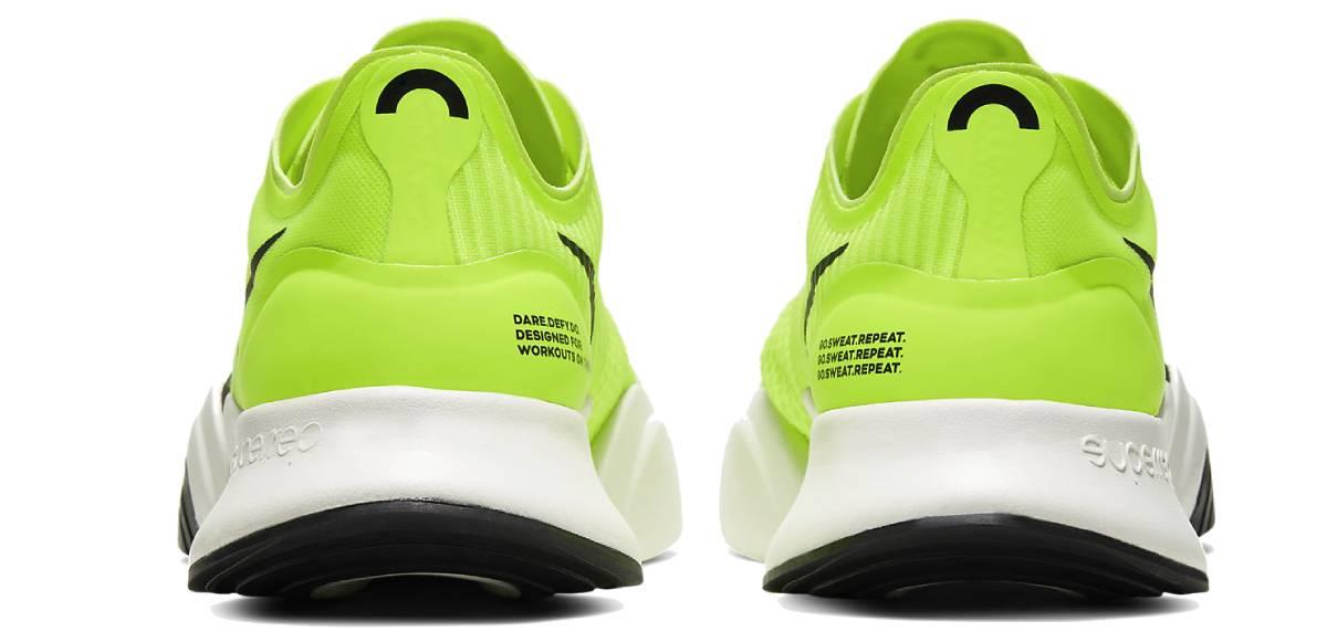 Nike SuperRep Go, talón