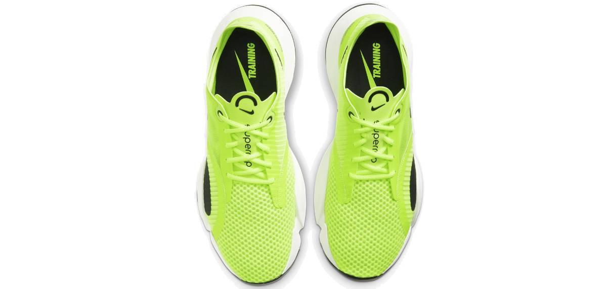 Nike SuperRep Go, upper