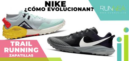 ¿Qué hay de nuevo en las zapatillas de trail Nike Terra Kiger 6 y las Nike Wildhorse 6? ¿Cómo han evolucionado?