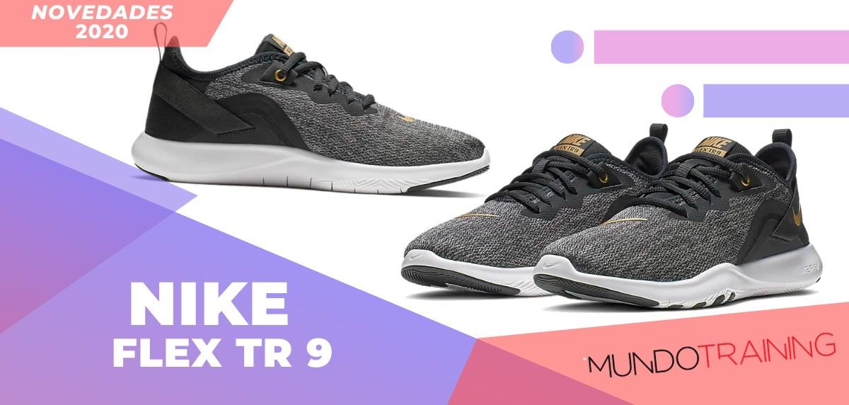 Zapatillas de entrenamiento Nike, novedades 2020 - Nike Flex TR 9