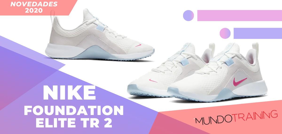 Zapatillas de entrenamiento Nike, novedades 2020 - Nike Foundation Elite TR 2