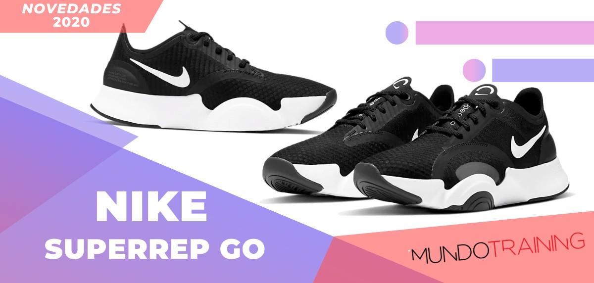 Zapatillas de entrenamiento Nike, novedades 2020 - Nike SuperRep Go