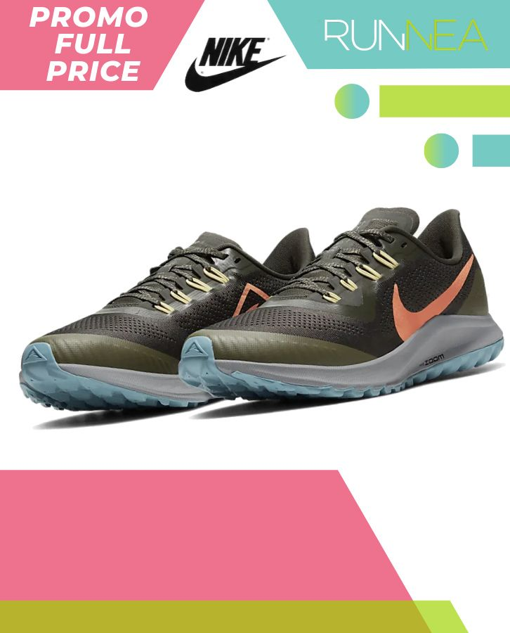Sentimental Final Mendicidad  Nike Air Zoom Pegasus 36 Trail en oferta y rebajas | Runnea