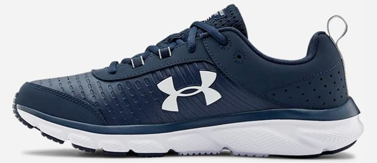 Under Armour Charged Assert 8 LTD, upper con malla ligera y transpirable - foto 2