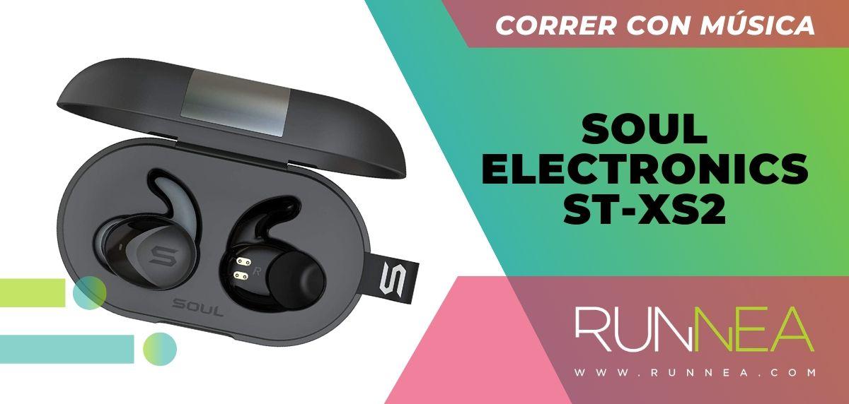 Los 10 auriculares deportivos de gama alta que están a buen precio, Soul Electronics ST-XS2