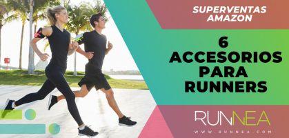 Los 6 complementos para corredores que están triunfando en Amazon y que deberías tener a mano