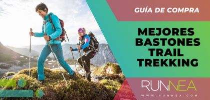 ¿Cuándo usar bastones en trail running?