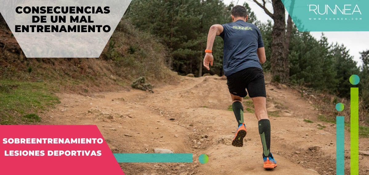 Las consecuencias de entrenar de una manera no adecuada: sobreentrenamiento y lesiones en runners
