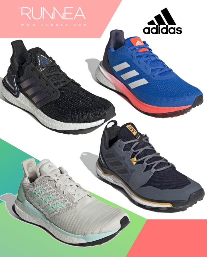 Retener descuento frio  Adidas outlet: Grandes ofertas en zapatillas de running en oferta y rebajas  | Runnea