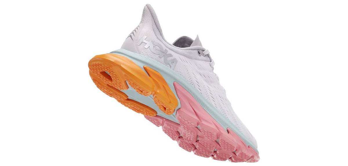 Hoka One One Clifton Edge, suela