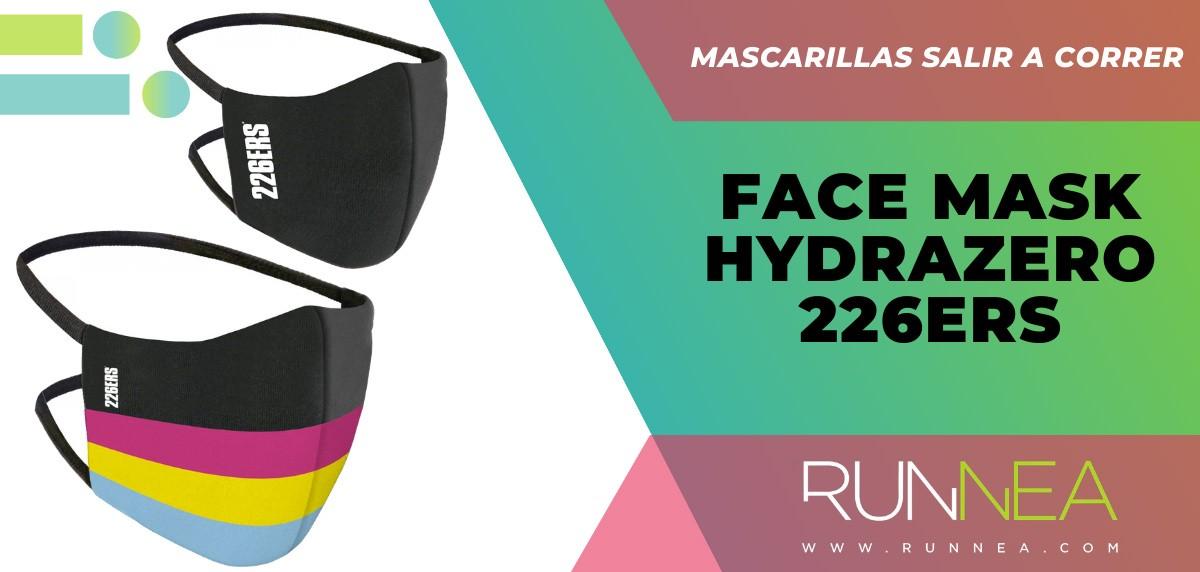 Las mejores mascarillas para salir a correr - Face Mask Hydrazero de 226ERS