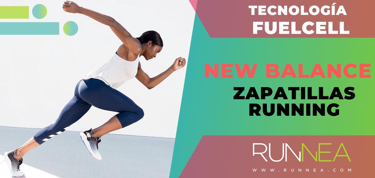 Las 8 zapatillas FuelCell de New Balance que te harán correr más rápido