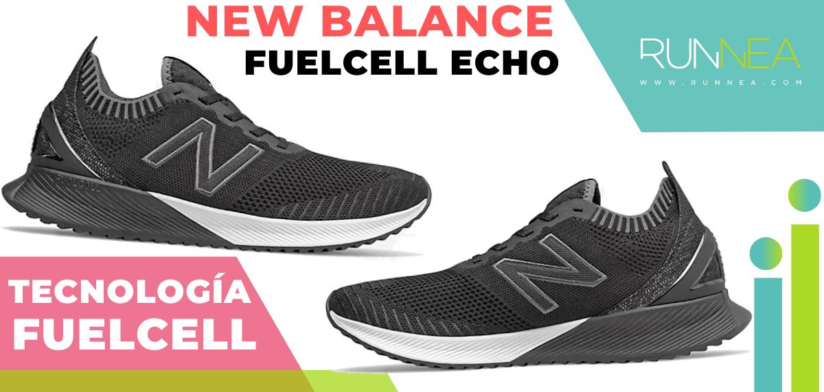 Zapatillas de running New Balance con tecnología FuelCell - New Balance FuelCell Echo