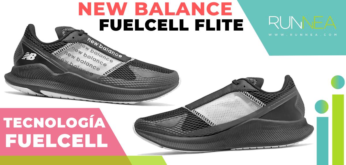 Zapatillas de running New Balance con tecnología FuelCell - New Balance FuelCell Flite