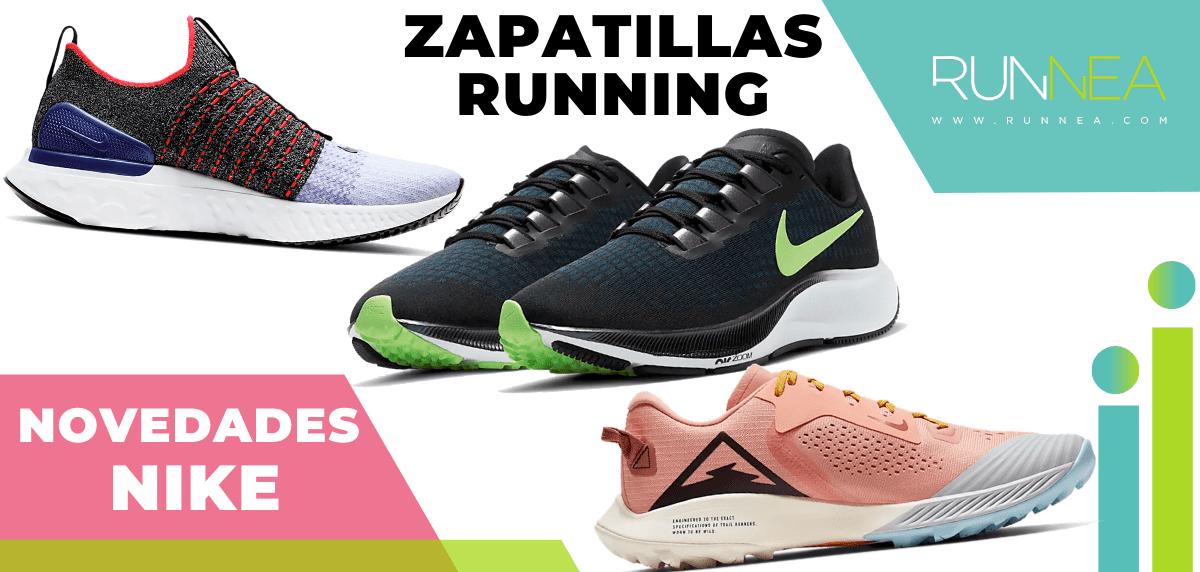 curso Monopolio Llave  Últimos lanzamientos y novedades esperadas de Nike en zapatillas de running