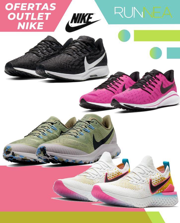 transmitir Federal Umeki  Zapatillas de running Nike, a precios rebajados en su outlet en oferta y  rebajas | Runnea