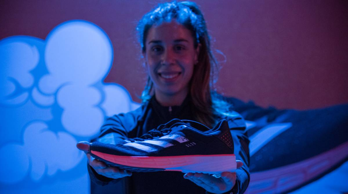 Review Adidas SL20, perfil corredor