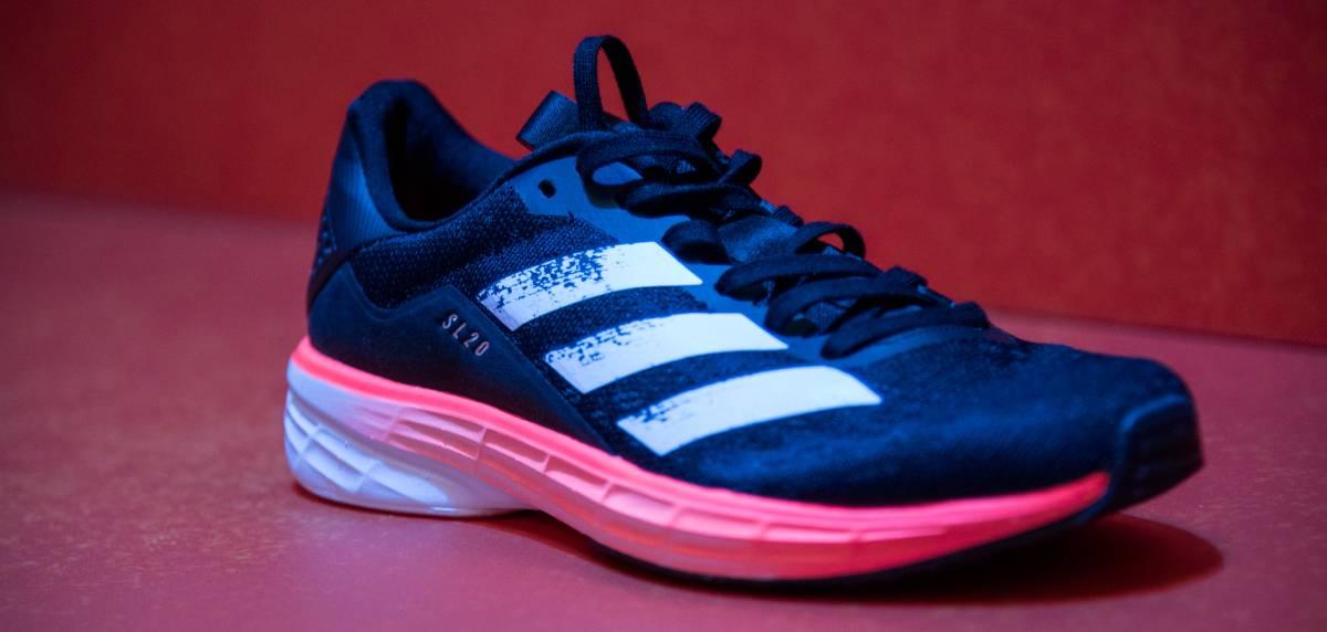 Review Adidas SL20, velocidad y explosividad