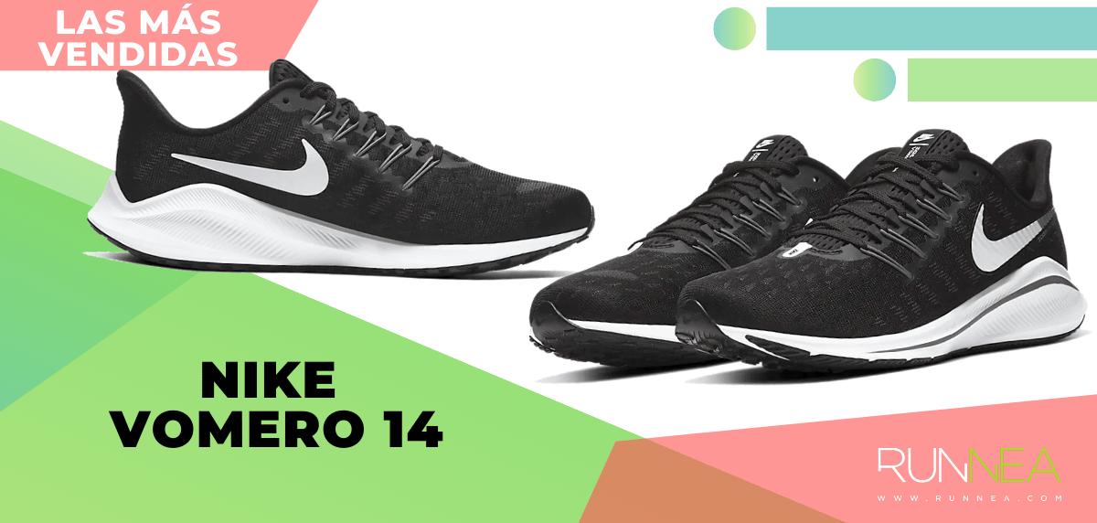 Zapatillas de running para correr asfalto más vendidas - Nike Vomero 14