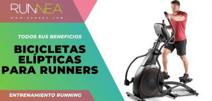 ¿Qué trabaja la bicicleta elíptica para ayudarnos en nuestro plan de entrenamiento running?
