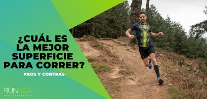 ¿Cuál es la mejor superficie para salir a correr y reducir posibles lesiones?