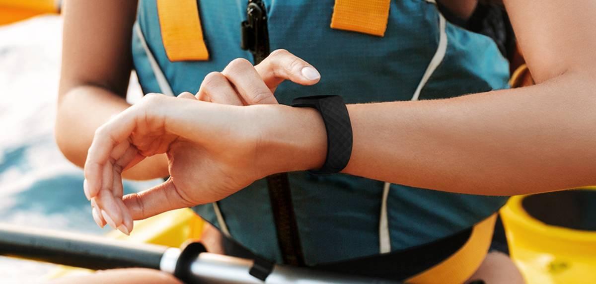 Fitbit Charge 4, estetica