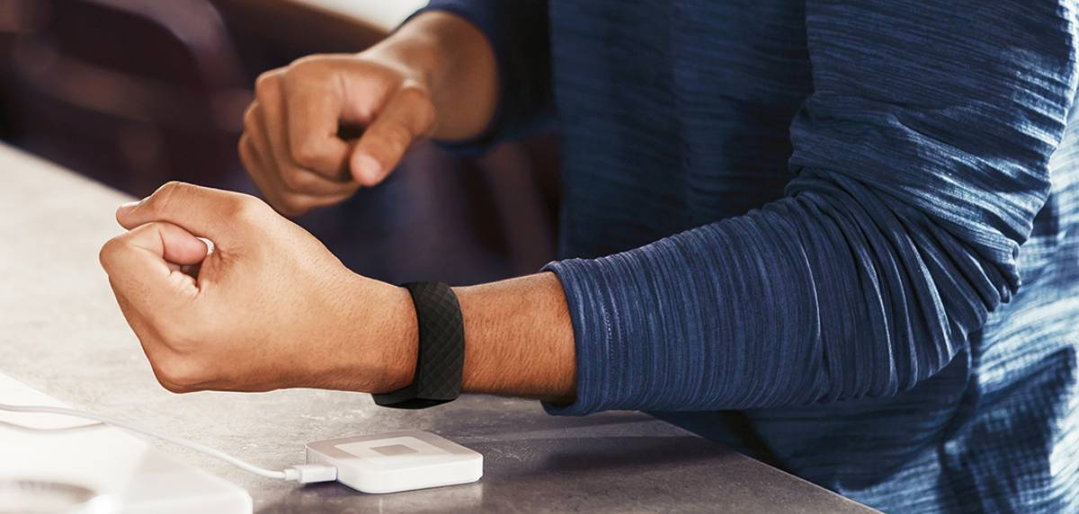 Fitbit Charge 4, pagamento