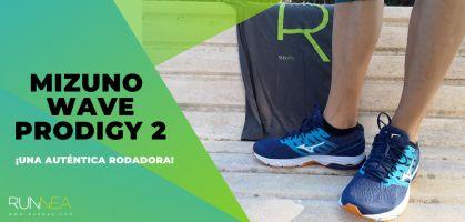 Mizuno Wave Prodigy 2, la zapatilla para correr todo tipo de distancias y al ritmo que quieras