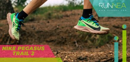 Nike Pegasus Trail 2, redescubre el trail running