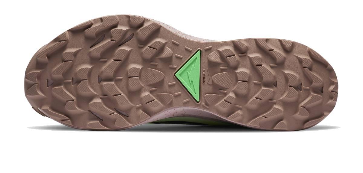 Nike Pegasus Trail 2, suela