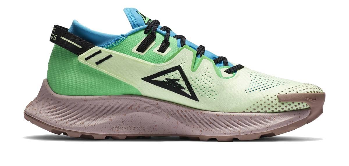 Nike Pegasus Trail 2, tecnologías
