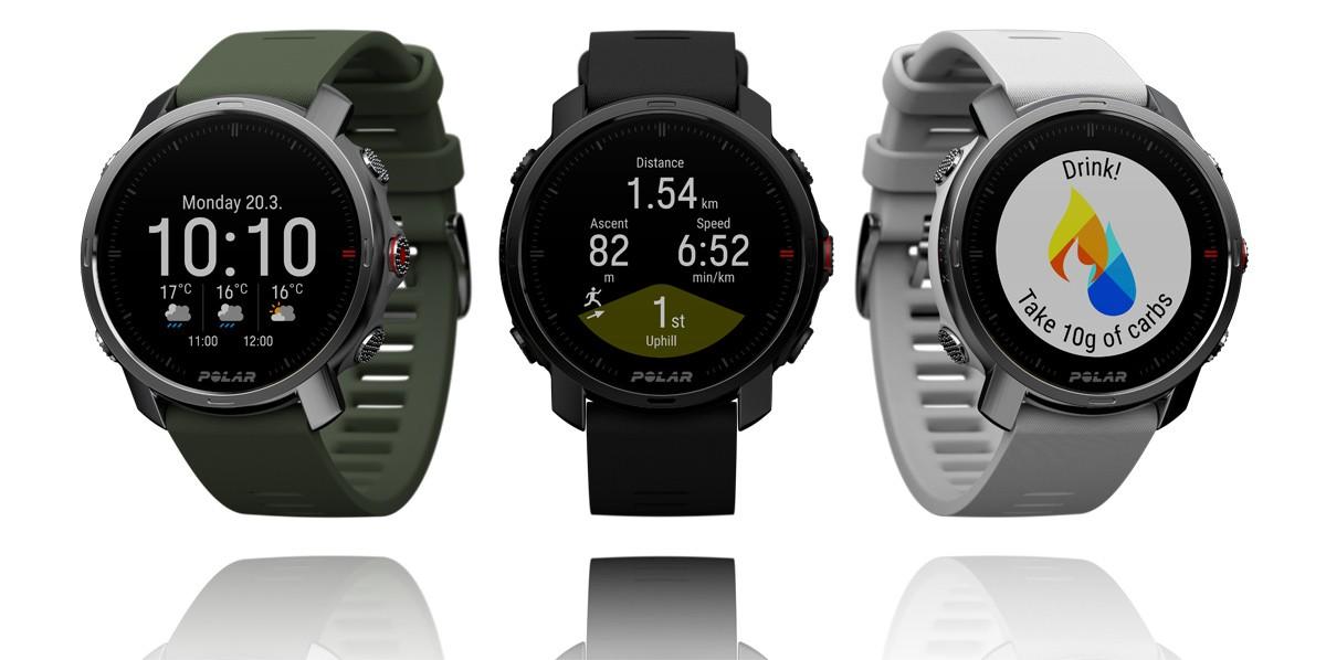 Reloj deportivo outdoor Polar GRIT X, precios - foto 4