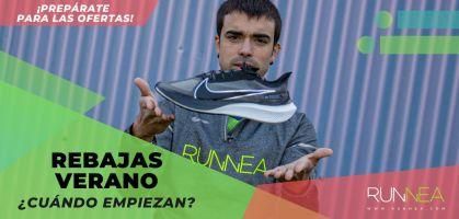 Rebajas Running 2020: ¿Cuándo empiezan las rebajas de verano?