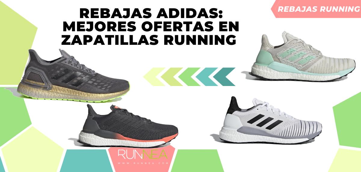 Búsqueda Arashigaoka Arruinado  Rebajas Adidas 2020: Las 11 mejores ofertas en zapatillas de running