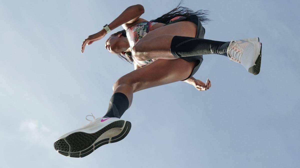 Review Nike Pegasus 37, reactividad