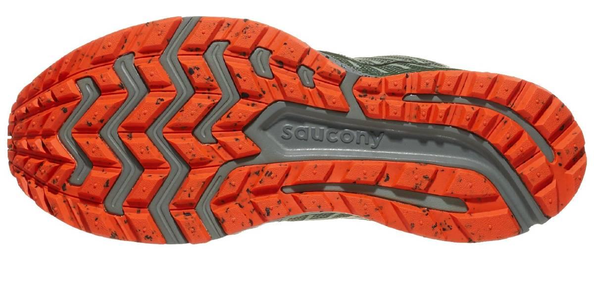Saucony Guide 13 TR, suela