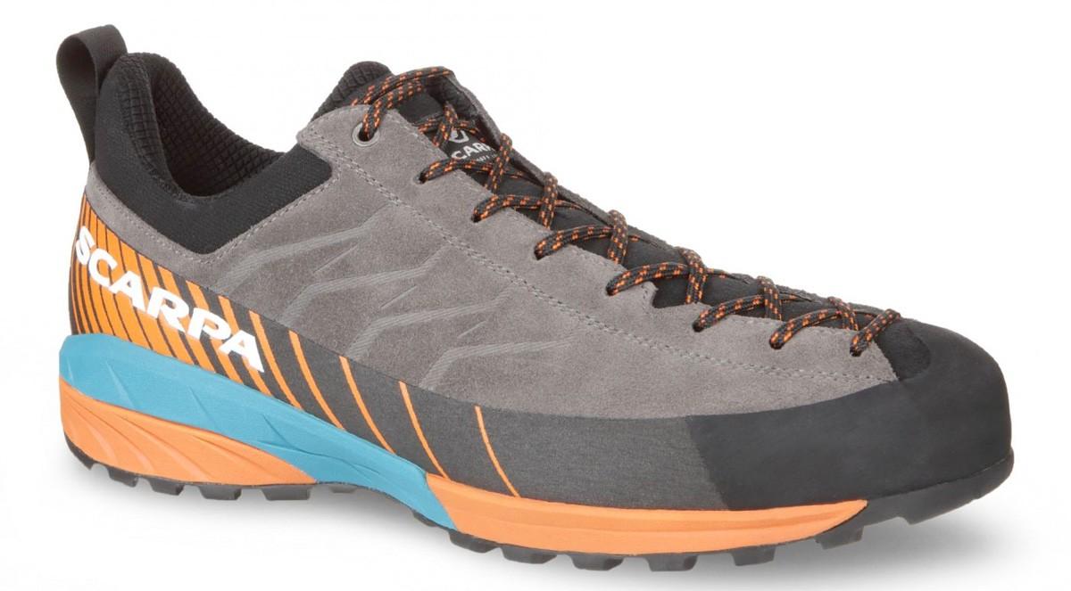 Scarpa Mescalito, caratteristiche principali di questa scarpa di approccio - foto 1