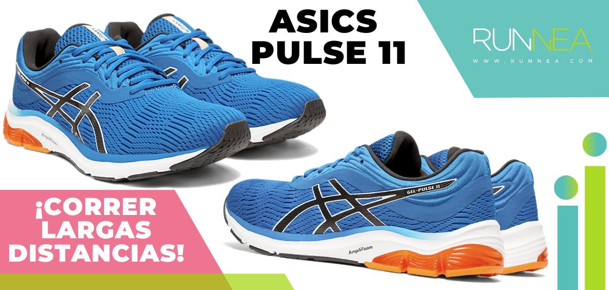Zapatillas para correr largas distancias con buena relación calidad/precio - ASICS Gel Pulse 11