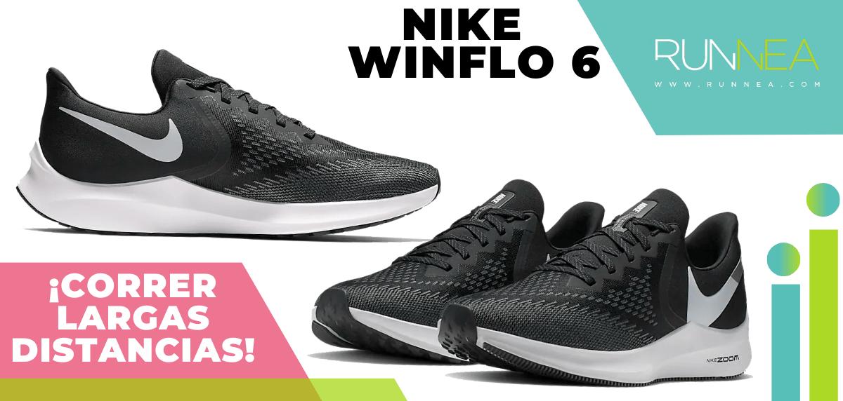 Zapatillas para correr largas distancias con buena relación calidad/precio - Nike Air Zoom Winflo 6