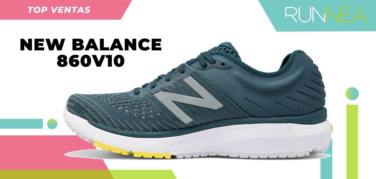 top running hombre new balance