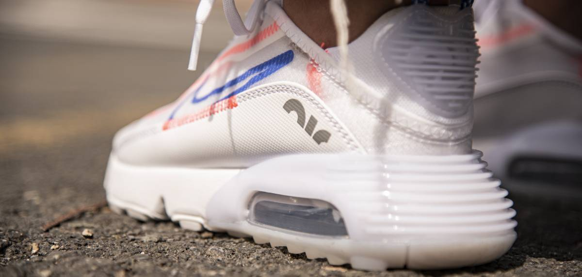Nike Air Max 2090, comodidad