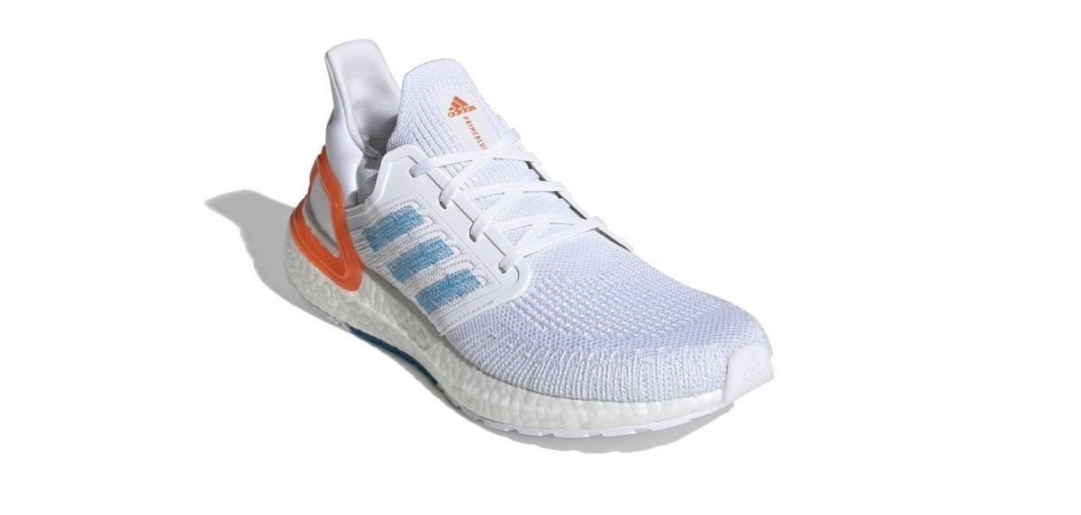 Adidas Primeblue Ultraboost 20, amortiguación Boost