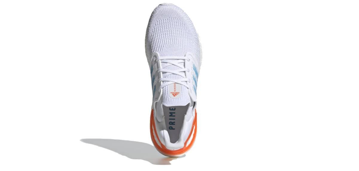 Adidas Primeblue Ultraboost 20, upper