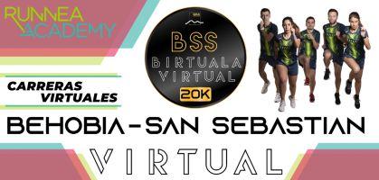 Abiertas las inscripciones de la Behobia - San Sebastián Virtual, los 20 kilómetros más especiales del año de la mano de Runnea Academy