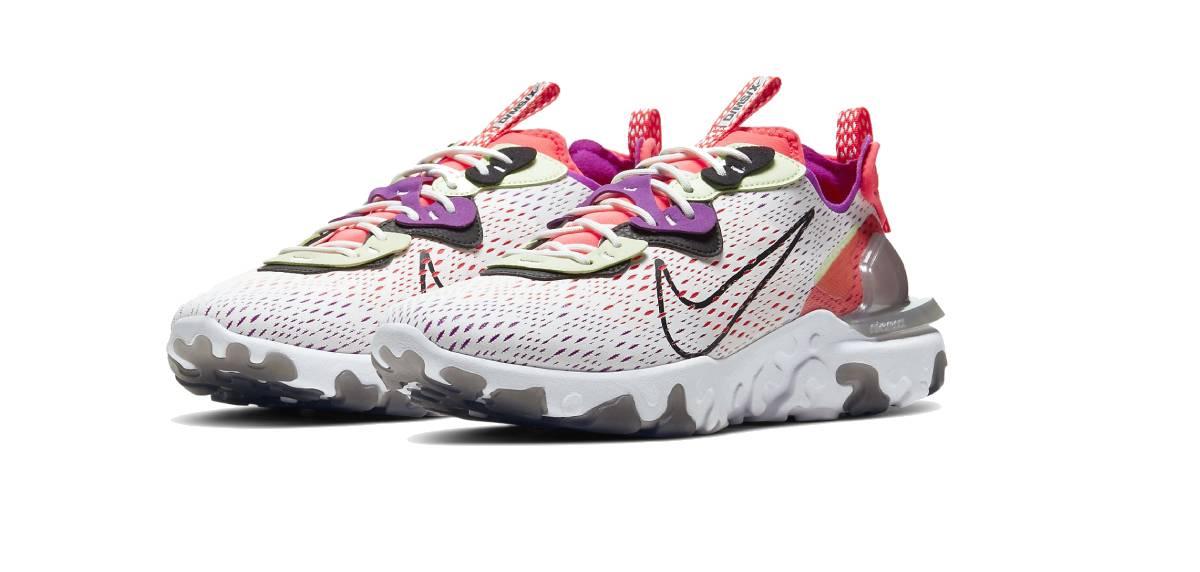 Nike React Vision, características principales