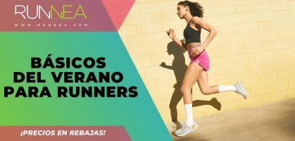 Los 13 imprescindibles que todo runner necesita para correr este verano y ¡no son zapatillas de running!