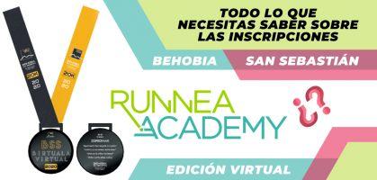 Inscripciones Behobia - San Sebastián Virtual 2020: Todo lo que necesitas saber