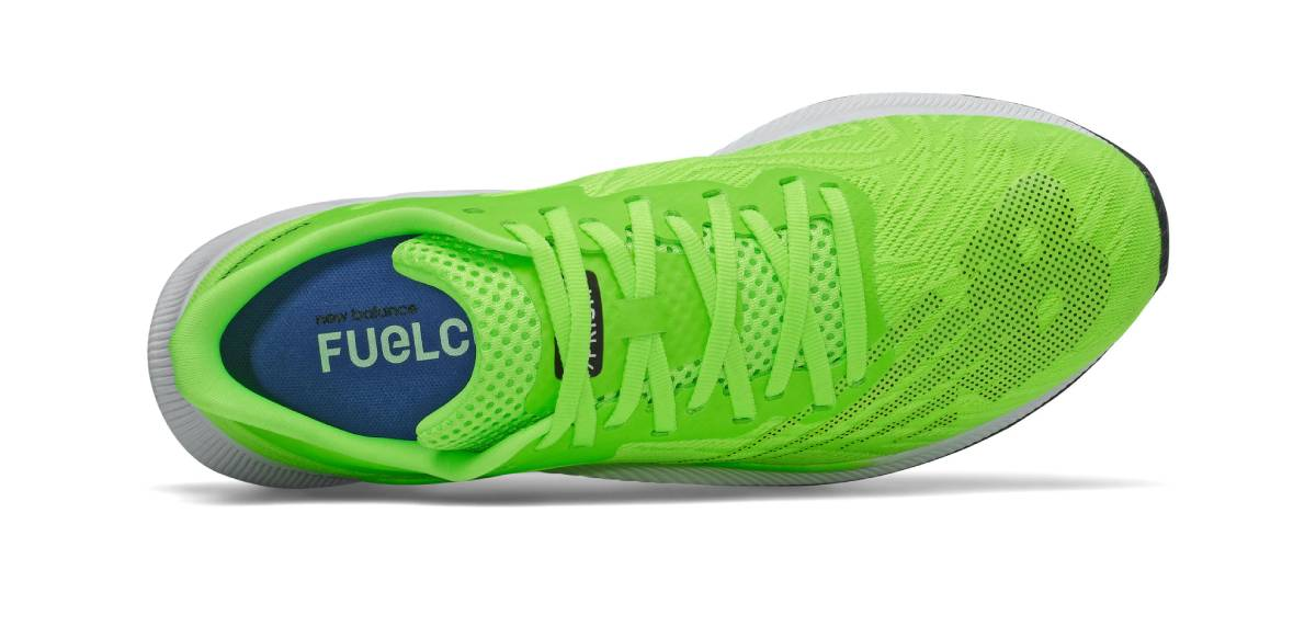 New Balance FuelCell Prism, upper